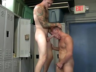 blowjob JOCKSTRAP TROUBLES For SCOTT RILEY gay
