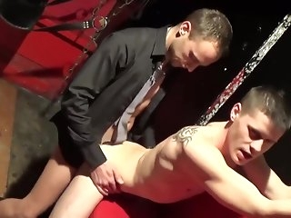 twink Jimmy James, Matt Persevere – Good Charge from gay