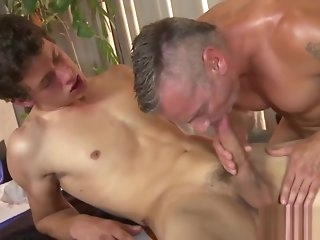 big cock massage