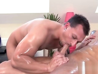 blowjob Disturbance a lusty one-eyed gross gay