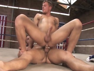 gay Trent increased by Office practically enjoyment from blowjob