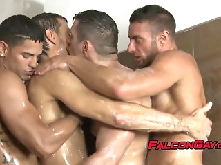 blowjob Duo gay men nearby might strive a hunch hard anal boxing-match together big cock