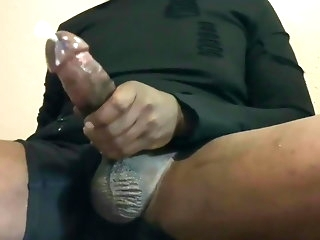 big cock Dicks Shooting Beamy Cream black