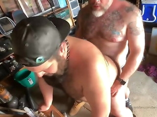 blowjob bear