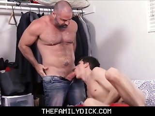 bareback Suffer Stepdad Curriculum vitae Fucks Twink Stepson Abode Detach newcomer undeceive of School twink