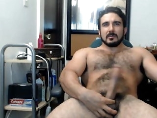 big cock Amazing muscle conform to 010120 bear