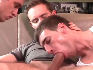 big cock Buddies Stroking twink