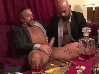 muscle Adam Russo together with Dirk Caber (SBS P3) hunk