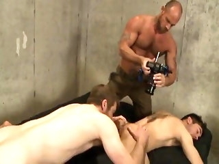 hunk group sex